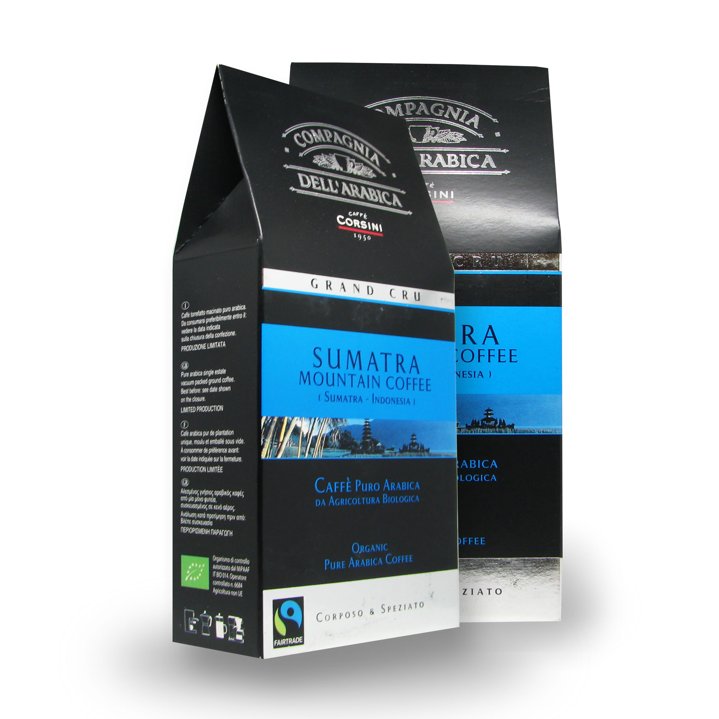 Кофе молотый Grand Cru Gayo Mountain (Sumatra Indonesia)