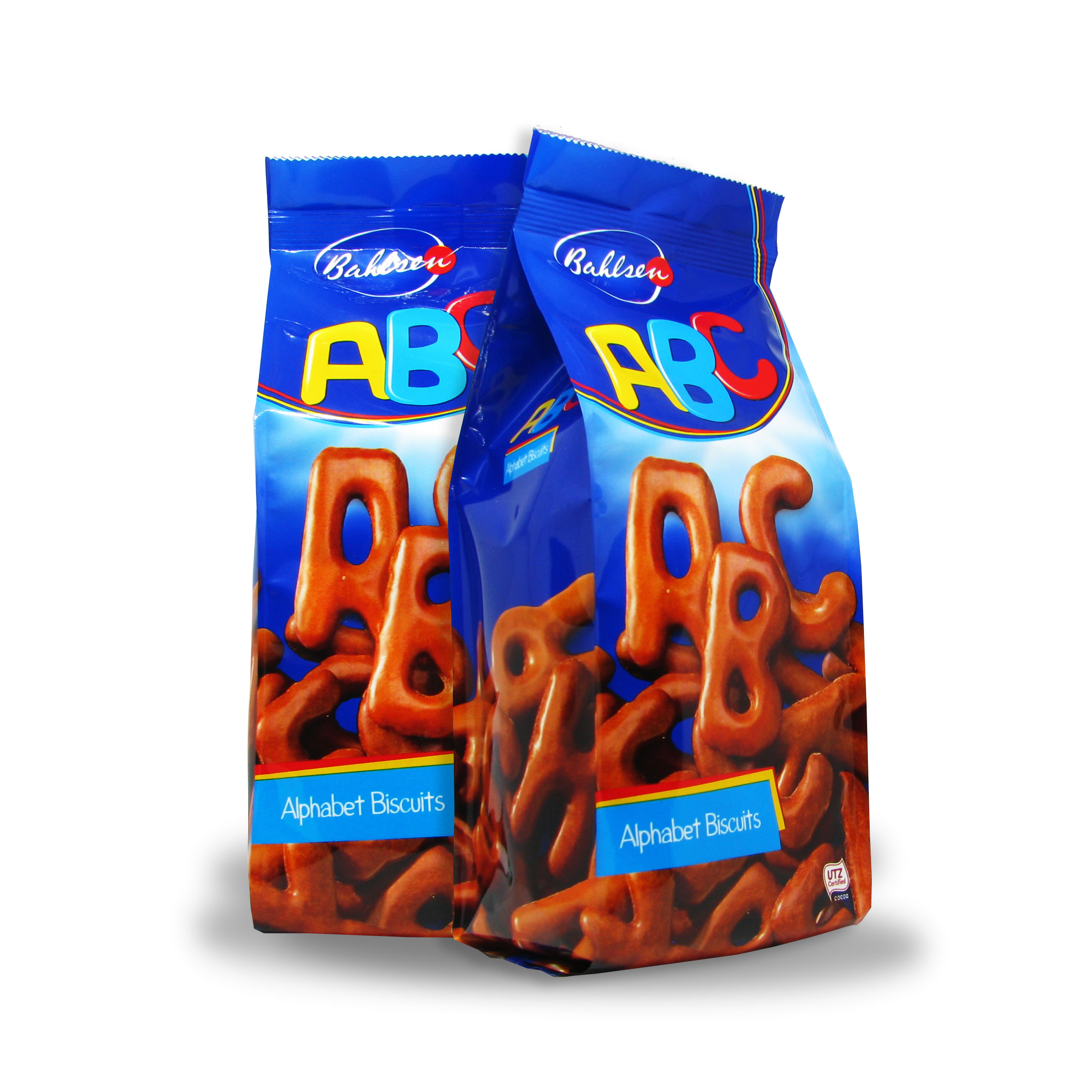 Печенье Bahlsen ABC Alphabet Biscuits