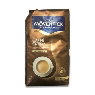 Кофе зерновой Movenpick of Switzerland Cafe Crema
